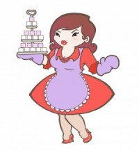 marshmallow lady logo
